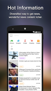 KKDiscovery-Fast&Small Browser App Download For Android 4