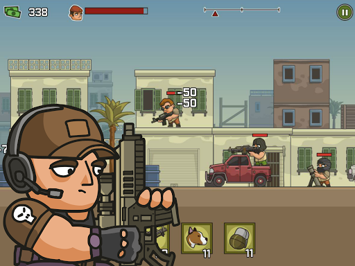 Télécharger Gratuit Anti Terrorist Hero APK MOD (Astuce) screenshots 4