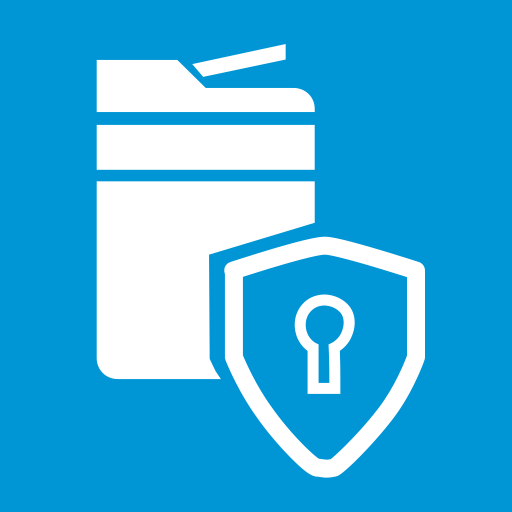 HP JetAdvantage Secure Print Icon