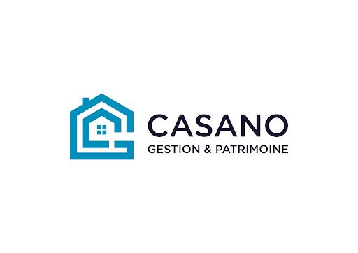 Logo de CASANO GESTION & PATRIMOINE