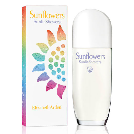 Elizabeth Arden Sunflower Sunlit Shower