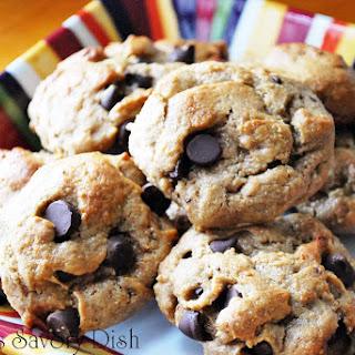 Almond Butter Dark Chocolate Chip Cookies Recipe