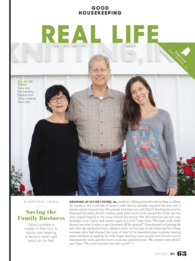 Good Housekeeping Magazine- screenshot