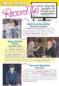 Soap Opera Digest- screenshot thumbnail