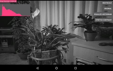 IpLab Histogram Live Demo screenshot 3