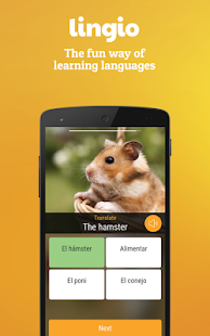 Lingio: Language Learning Game- screenshot thumbnail