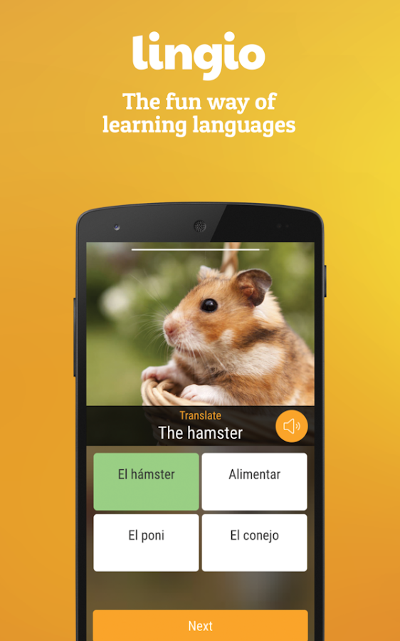 Lingio: Language Learning Game- screenshot