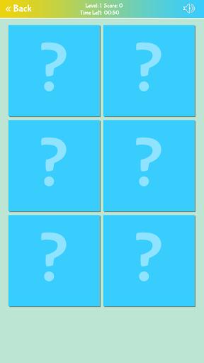 لقطات شاشة لعبة ذاكرة الوحوش اللطيفة 6