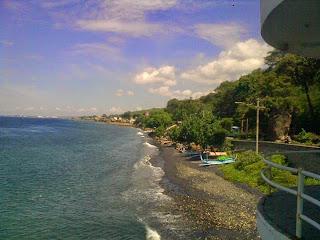 Watu Dodol Beach Banyuwangi Indonesia Beautiful