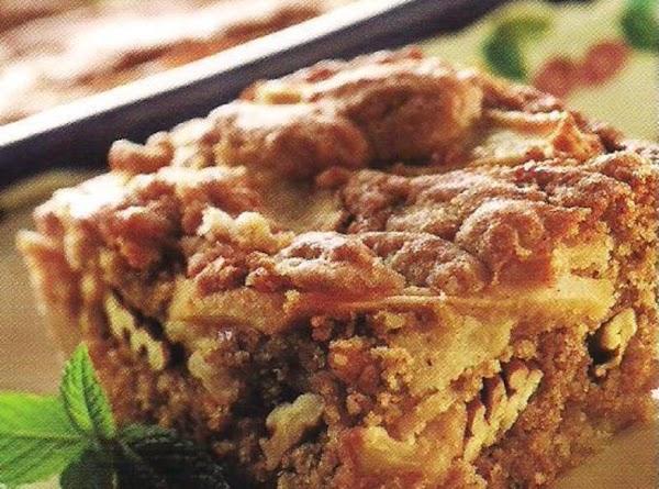 Grandma Mary's Apple Cake Recipe