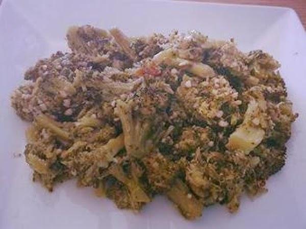 Broccoli Confit Recipe