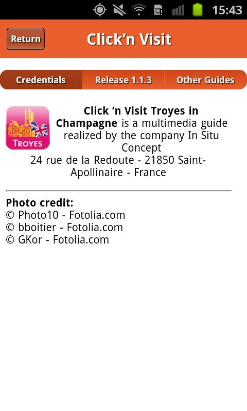 C'nV Troyes in Champagne- screenshot