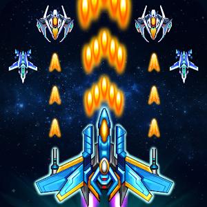 Galaxy sky shooting 2.4.4 APK MOD