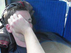 Photo: Ja man er sku træt efter sådan en omgang ;-)
