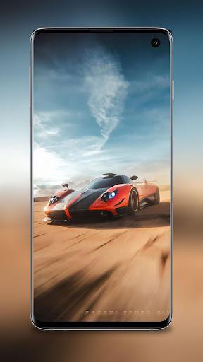 Sports Car Wallpaper - Lamborghini Wallpaper screenshots 2