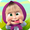 Masha and the Bear: Kids Games 1.04.1507151137 icon