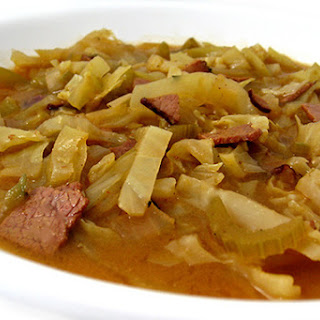 Sensational Skinny Reuben Soup