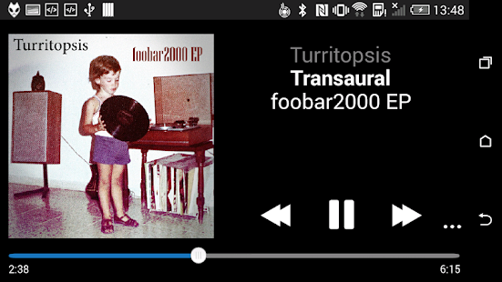 foobar2000- screenshot thumbnail