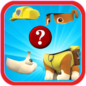 Paw Memory Game Patrol for PC and MAC