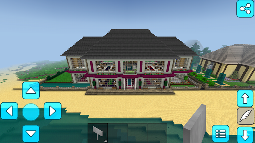 Screenshot for Multi Craft : Mini Block Town in United States Play Store