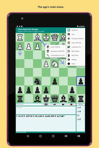 Chess Trainer Free - Repertoire Builder moddedcrack screenshots 16