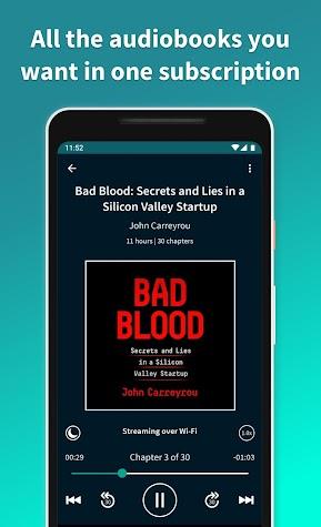 Scribd: Audiobooks & ebooks Screenshot