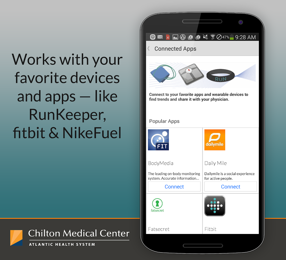 Be Well-Chilton Medical Center- screenshot