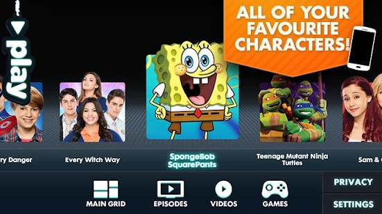 Nickelodeon Play- screenshot thumbnail