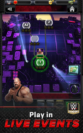 WWE Champions - Free Puzzle RPG Game 0.241 screenshots 14