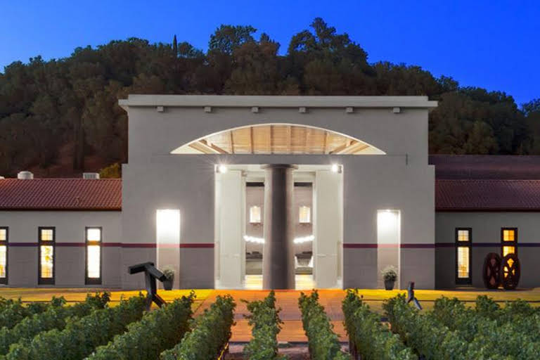 Clos Pegase Winery & Tasting Room