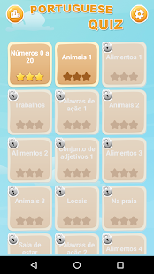 Portuguese Game: Word Game, Vocabulary Game - náhled