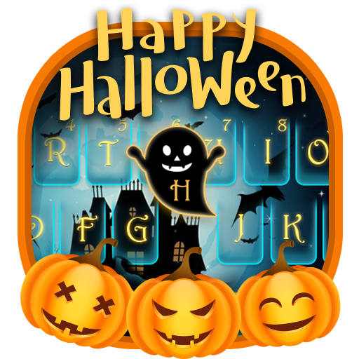 Happy Halloween Keyborad Theme