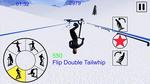Snowscooter Freestyle Mountain 1.09 Mod screenshots 1