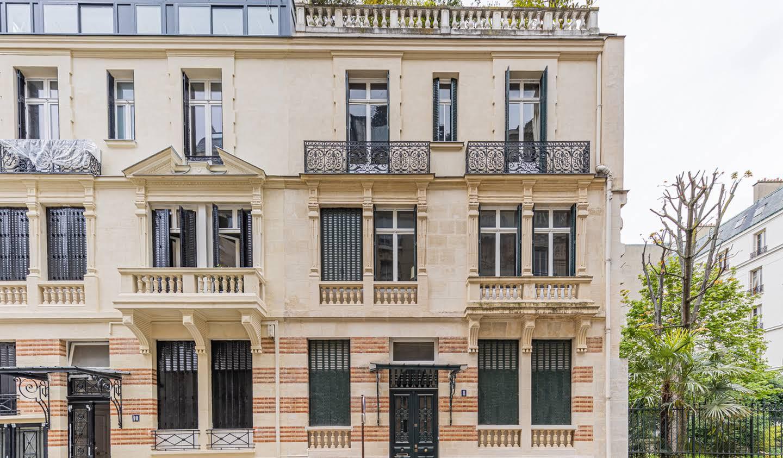 Hôtel particulier Paris 8ème