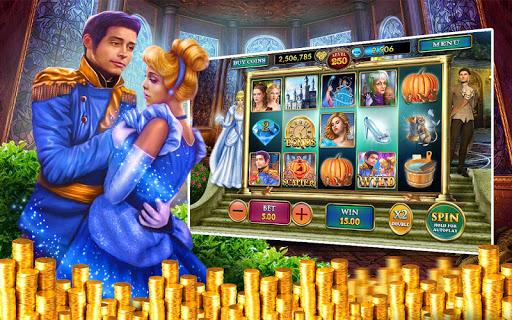 Cinderella's Palace Free Slots