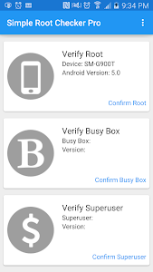 Simple Root Checker Pro v1.0.0.5