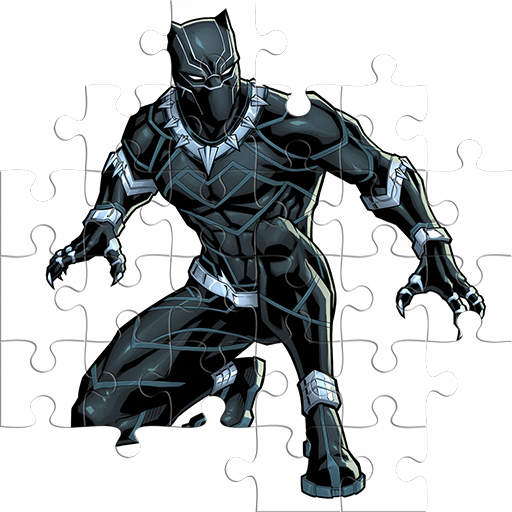 Black Panther Jigsaw Puzzle