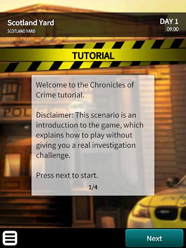 Chronicles of Crime screenshots 12