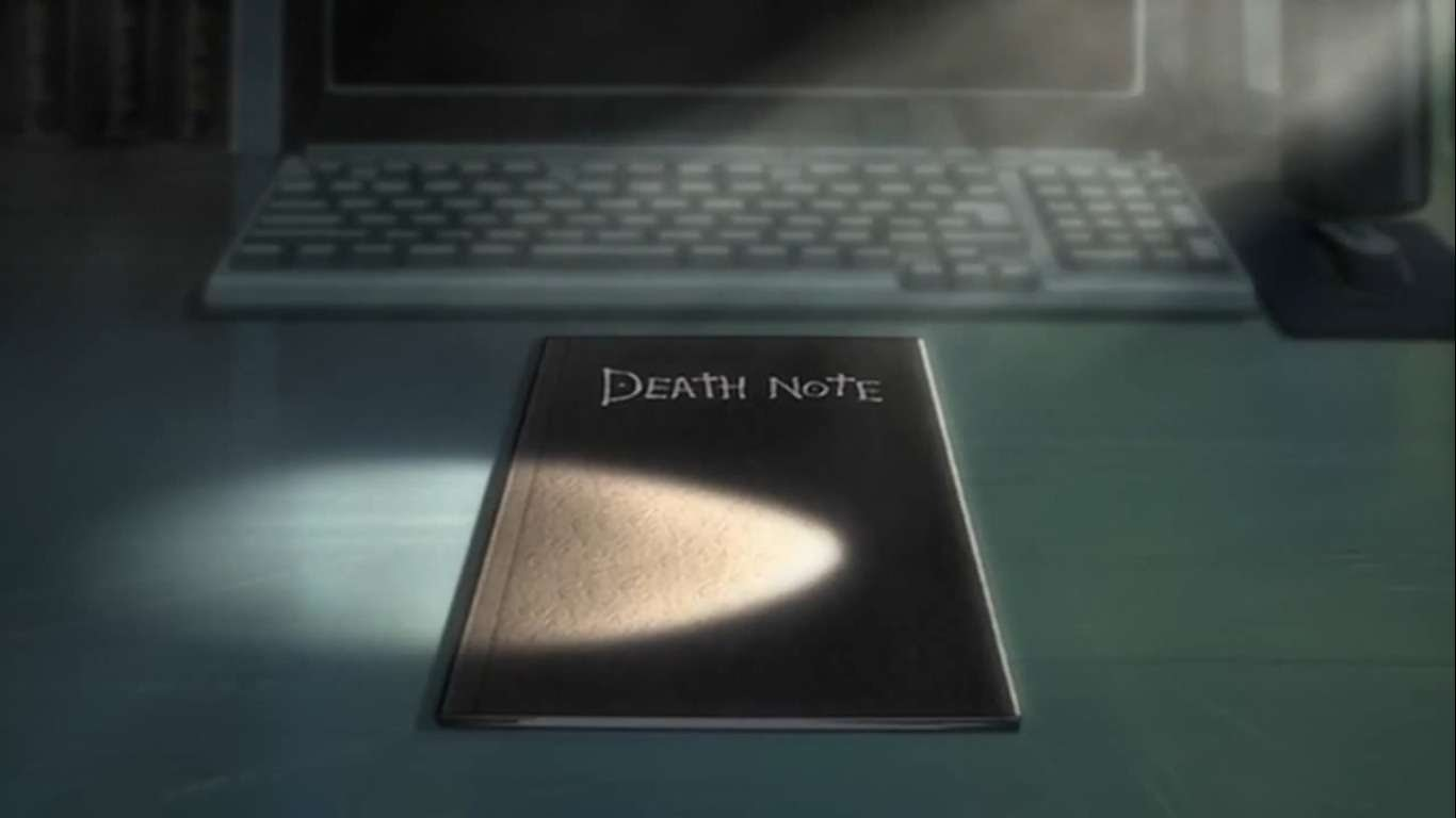 Death Note notatnik