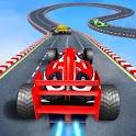 Formula Car Stunt - Car Games icon