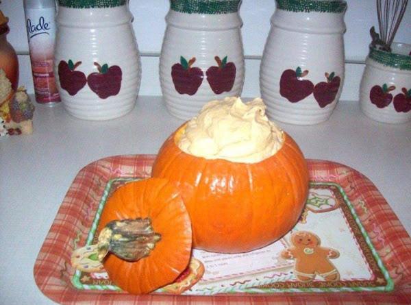 Pumpkin Fluff Recipe