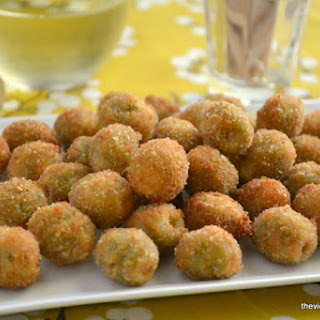 Fried Olives.