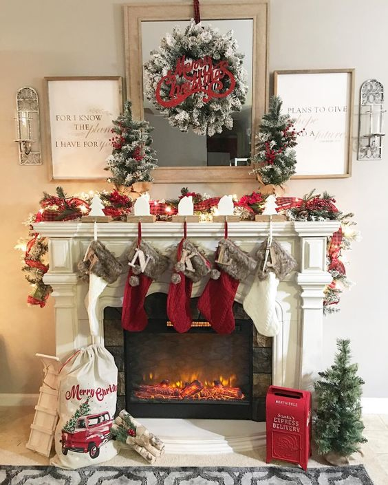 Decorate Your Fireplace