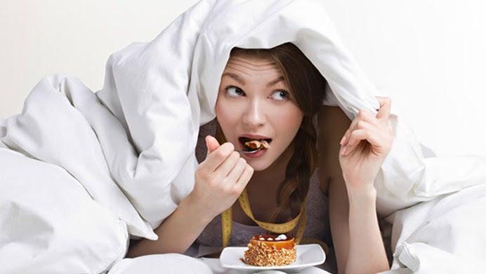 Inilah Makanan Yang Harus Dihindari Menjelang Tidur 1