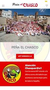 A.C Peña El Chasco - náhled