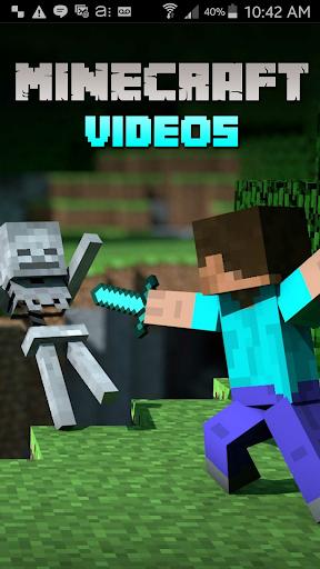 Videos Minecraft