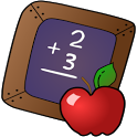 Cool Fun Math Kids Game puzzle icon