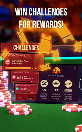 Zynga Poker u2013 Texas Holdem  screenshots 9