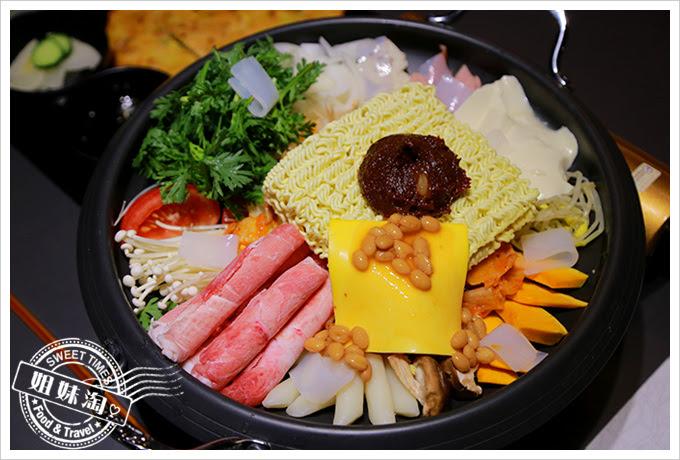 玉豆腐韓式部隊鍋