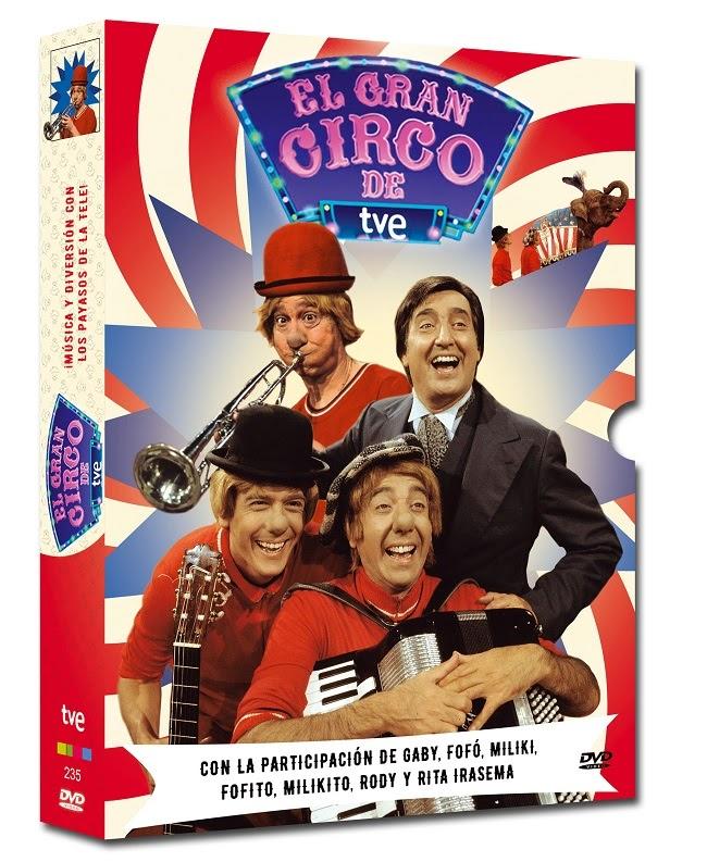 El gran circo de TVE